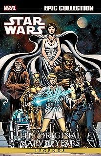 Star Wars Legends Epic Collection: The Original Marvel Years Vol. 1 (Epic Collection: Star Wars Legends: The Original Marv...