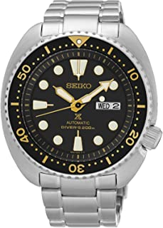 Men's Analogue Automatic Watch with Stainless Steel Bracelet – SRP775K1