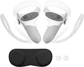 Esimen [Newer Version] Controller Grip Cover for Oculus Quest 2 Knuckle Strap Touch Controller Grip Accessories Anti-Throw...