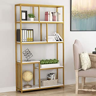 Best 4 shelf bookcase with glass doors Reviews