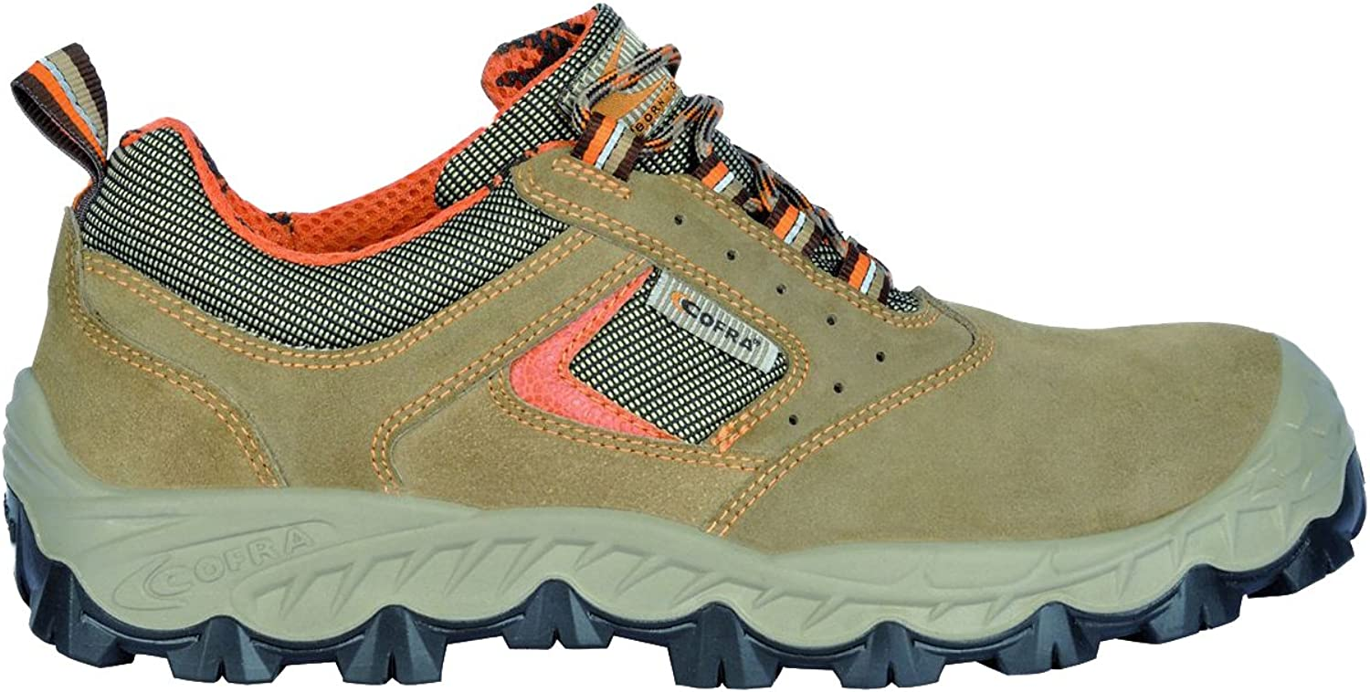 Cofra FW060-000.W47 Size 47 S1 P SRC New Adriatic  Safety shoes - Beige