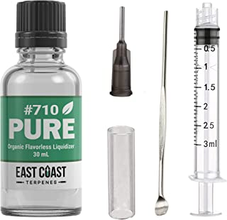 710 Pure Liquidizer (30 mL) Diluent KIT for Concentrates, Shatter, Distillates, Extracts, Wax, and Resins - Organic Soluti...