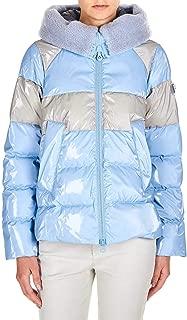 PEUTEREY Luxury Fashion Womens PED338301181520181 Light Blue Down Jacket   Fall Winter 19