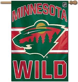 Minnesota Wild Banner House Flag