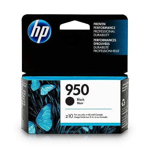 HP 950   Ink Cartridge   Black   CN049AN