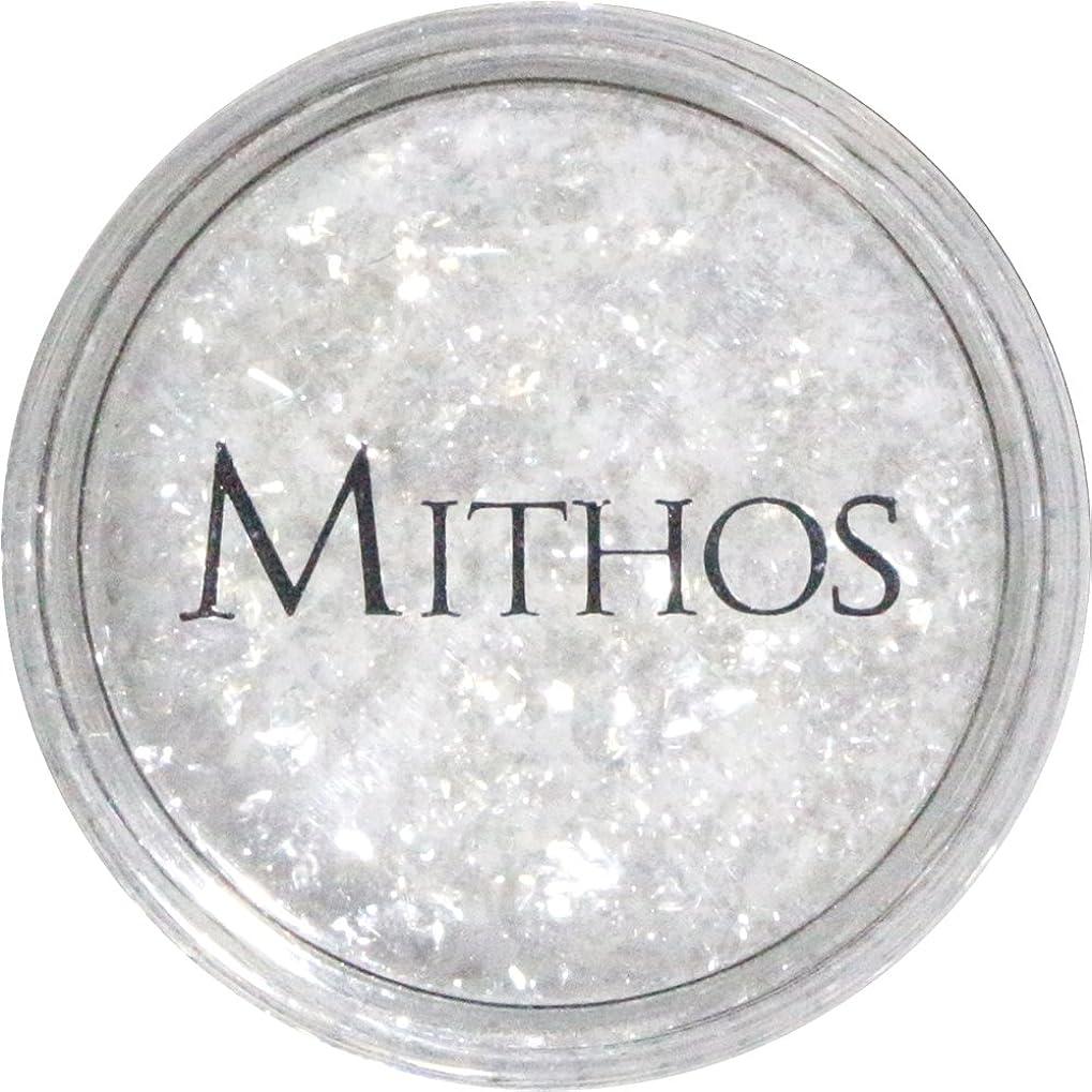 エレクトロニック犯人降下MITHOS ドレスパウダー01S シルバー