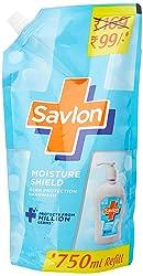 Savlon Moisture Shield Handwash - 750 ml