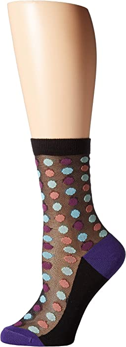 Gloria Spot Sock