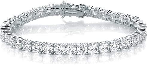 Best fake diamond tennis bracelet Reviews
