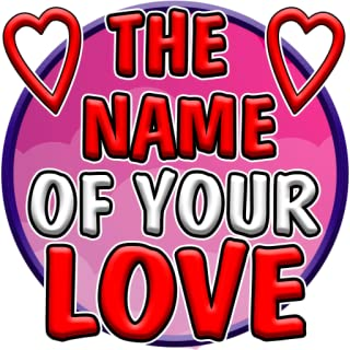 Test:Name of your love.