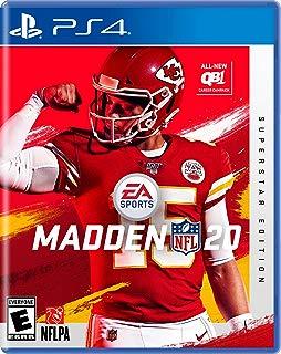 Madden NFL 20 Superstar Edition - PlayStation 4