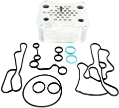New Oil Cooler with Gasket fits for Ford F-350 Super Duty 8C3Z-6A642-A