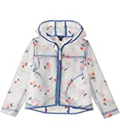 Tommy Hilfiger Kids - Cherry Printed Rain Jacket (Little Kids)