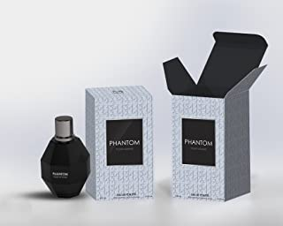 Mirage Brands Phantom 3.4 Ounce EDT Men's Cologne | Mirage Brands is not associated in any way with manufacturers, distributors or owners of the original fragrance mentioned
