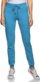 Mujer Pantalones Deportivos con Cordones