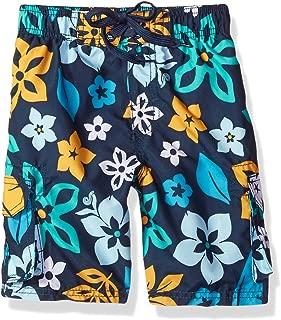 Swim Shorts for Boys AjezMax Boys Swim Trunks Quick Dry UPF 50