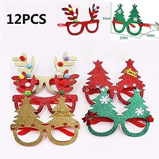 HOWAF Navidad Inflable Photo Booth Props Marco con Navidad Cabina de Fotos Photocall Accesorios para Decoraci/ón Art/ículo de Fiesta de Navidad