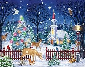 Peaceful Night Advent Calendar (Countdown to Christmas)