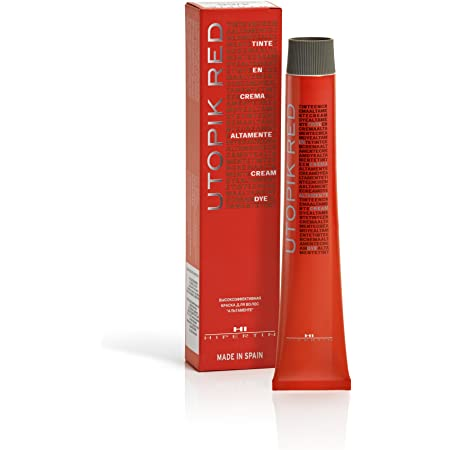 Hipertin Utopik 6/1 Tinte Permanente - 60 ml: Amazon.es: Belleza