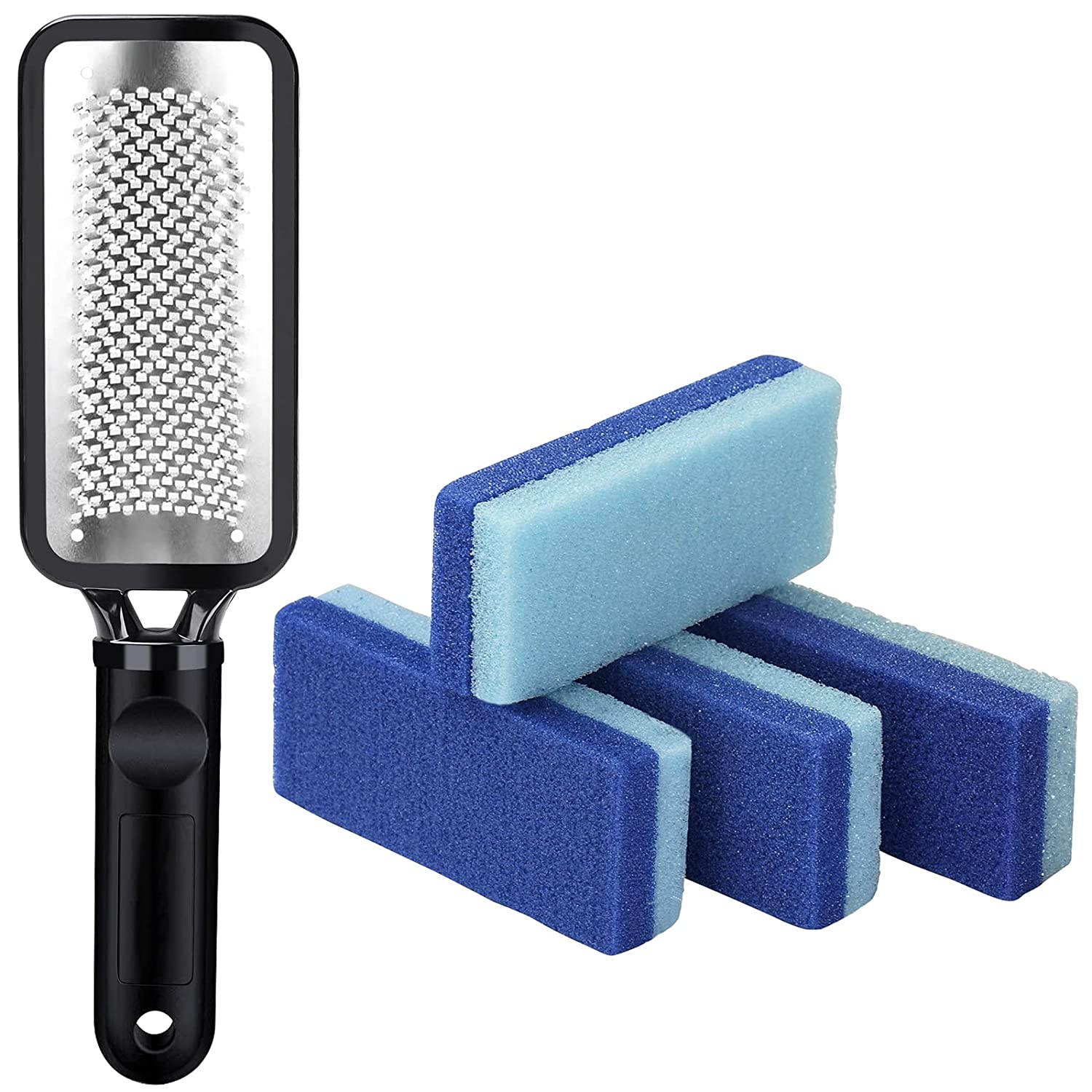 Professional Foot File Fashion Set One and Portable o 4 New life Packs