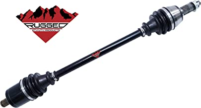 ARCTIC CAT WILDCAT TRAIL (Engine: 700 cc): 2014-2019 Rear Right & Left RUGGED Axle