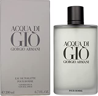 Giorgio Armani Acqua Di Gio Eau De Toilette for Men, 200ml