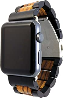 Best wooden watch band for apple watch Reviews