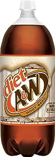 Diet A&W Root Beer, 2 L bottle