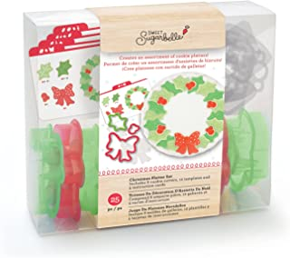 American Crafts Sweet Sugarbelle Holiday Platter Cookie Cutter Set 25 Piece
