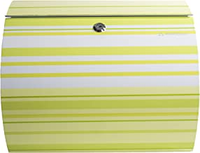 Arregui Residencia Maxi D-2152//V Buz/ón de Aluminio de Estilo Cl/ásico tama/ño L verde oscuro gran capacidad