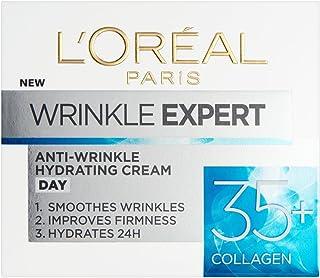 L'Oreal Paris Wrinkle Expert 35+ kollagen anti-rynkor & återfuktande dagskräm 50 ml