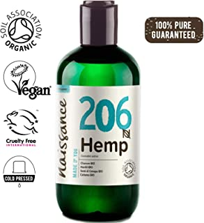 hemp oil makeup remover