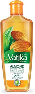 Vatika Naturals Almond Hair Oil, 300 ml, DB02307