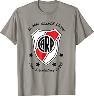 River Plate Campeon 2018 T-Shirt for Argentine soccer fans