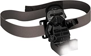 LEGO Star Wars Head Lamp - Kylo Ren LED Light with Elastic Headband