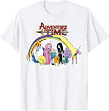 CN Adventure Time Original Group Shot T-Shirt