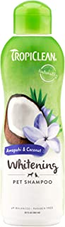 TropiClean Shampoos for Pets, Made in USA – Naturally Derived Ingredients –..
