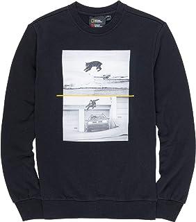 ElementBobcat Westgate - Sweatshirt - Men - L - Black