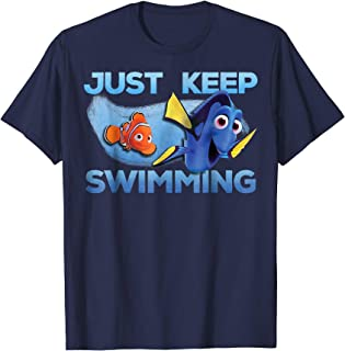 Disney Pixar Finding Dory Just Swimming With Nemo T-Shirt