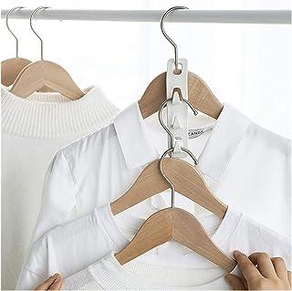 DZSW 10 Morceaux de la Maison créative Maison de Salon de Salon de Salon Facile vêtements de Rangement Support de Rangemen...