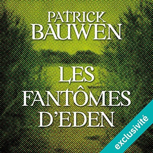 Les Fantômes d'Eden (Paul Becker 2) audiobook cover art