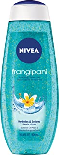 Nivea Body Touch of Frangipani Hydrating Shower Gel, 16.9 Ounce