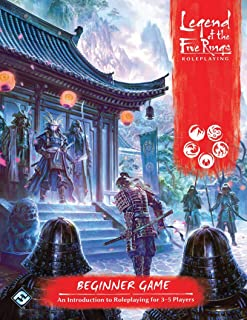 Legend of the Five Rings Beginner Game