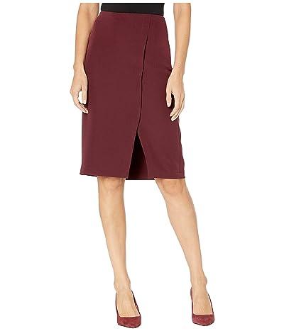 NIC+ZOE Push the Pencil Skirt (Port) Women