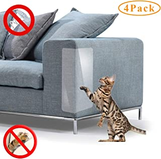 PetIsay Furniture Protector for Cat Scratching Deterrent Couch Guard from Cats Clawing Repellent Sofa Table Set Slipcover Pads M 2019