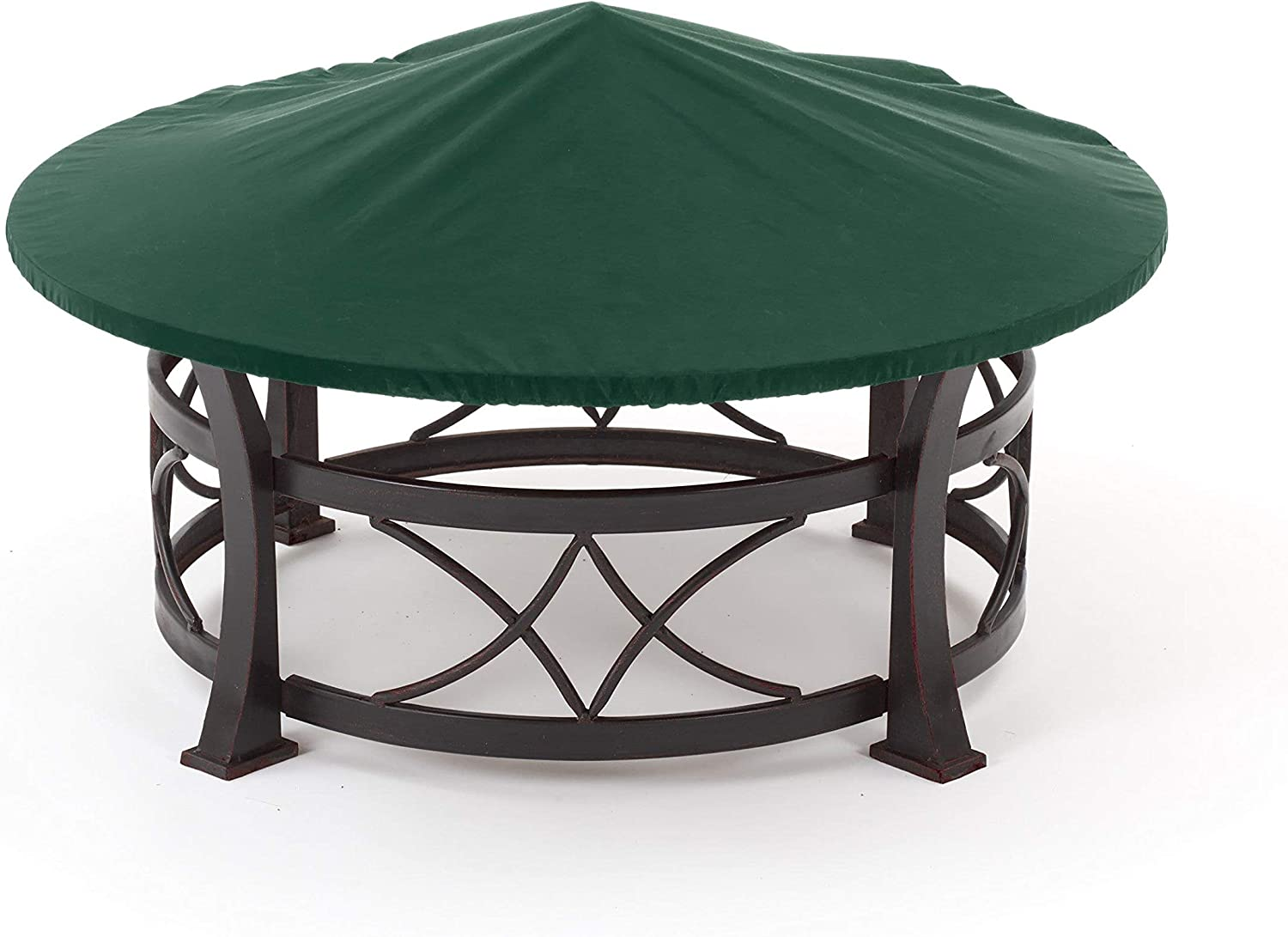 Covermates Round trend rank Firepit Top New color Cover Material Weight Weat - Light