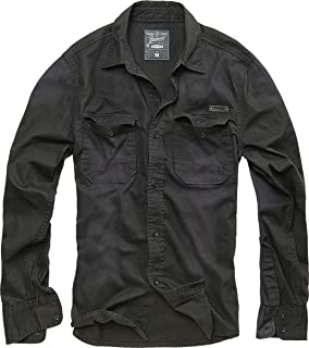 Brandit Hardee Denim Shirt Men's Jeans Shirt