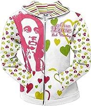 Best bob marley sweatshirt with hood Reviews