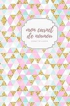 Mon carnet de nounou carnet de liaison: carnet de correspondance  I assistante maternelle agenda I agenda bebe nounou I (French Edition)