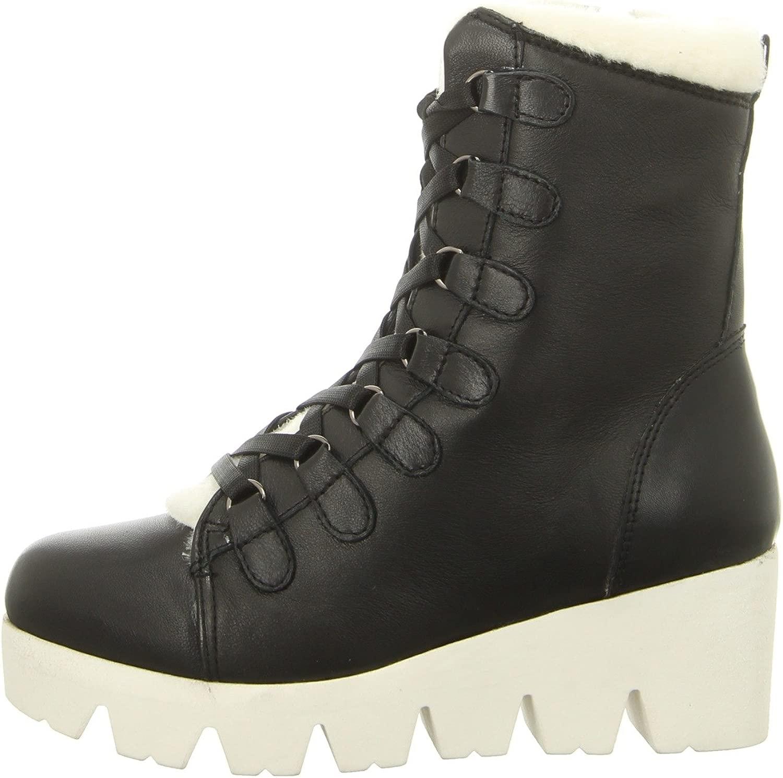 Damen Stiefel Lucie 05 G61405PL25 100 Schwarz 355951